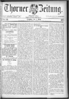 Thorner Zeitung 1877, Nro. 104 + Beilage