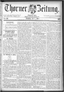 Thorner Zeitung 1877, Nro. 105