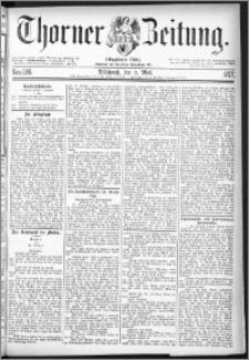 Thorner Zeitung 1877, Nro. 106