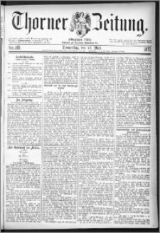 Thorner Zeitung 1877, Nro. 107