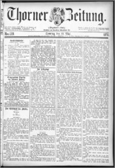 Thorner Zeitung 1877, Nro. 109