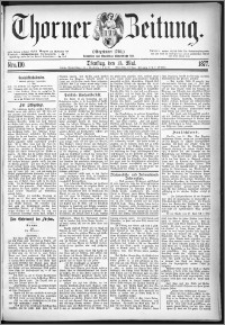 Thorner Zeitung 1877, Nro. 110