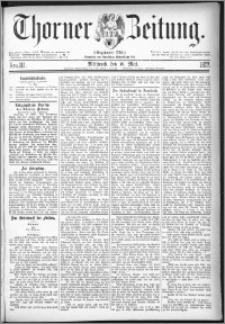 Thorner Zeitung 1877, Nro. 111