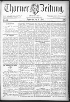 Thorner Zeitung 1877, Nro. 112