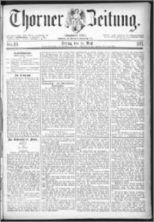 Thorner Zeitung 1877, Nro. 113
