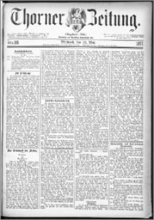 Thorner Zeitung 1877, Nro. 116