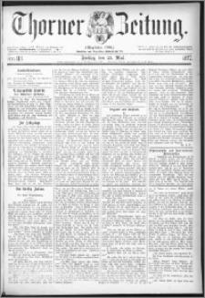 Thorner Zeitung 1877, Nro. 118