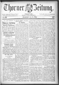 Thorner Zeitung 1877, Nro. 119