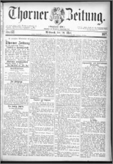 Thorner Zeitung 1877, Nro. 122