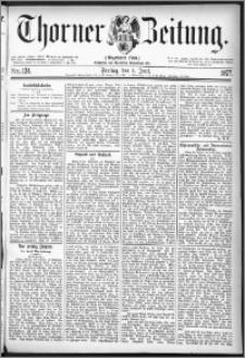 Thorner Zeitung 1877, Nro. 124