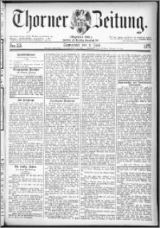 Thorner Zeitung 1877, Nro. 125