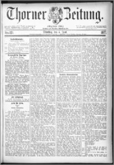 Thorner Zeitung 1877, Nro. 127