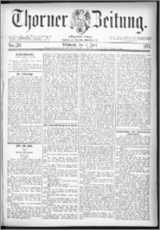 Thorner Zeitung 1877, Nro. 128