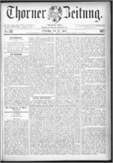 Thorner Zeitung 1877, Nro. 133