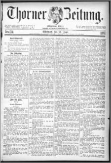 Thorner Zeitung 1877, Nro. 134