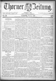 Thorner Zeitung 1877, Nro. 135