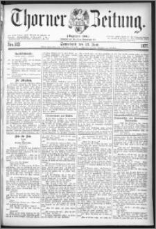Thorner Zeitung 1877, Nro. 143