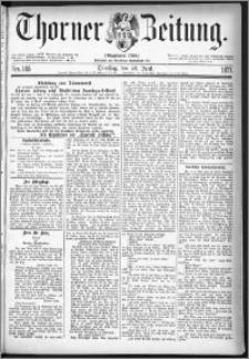 Thorner Zeitung 1877, Nro. 145