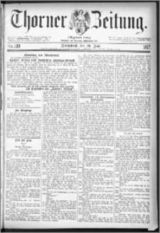Thorner Zeitung 1877, Nro. 149