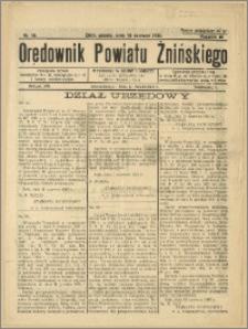 Orędownik Powiatu Żnińskiego 1935 Nr 15