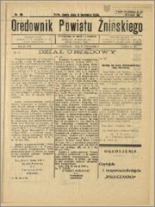 Orędownik Powiatu Żnińskiego 1936 Nr 10