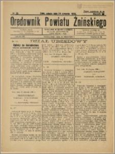 Orędownik Powiatu Żnińskiego 1936 Nr 22