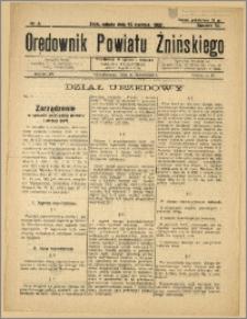 Orędownik Powiatu Żnińskiego 1937 Nr 2