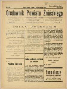Orędownik Powiatu Żnińskiego 1937 Nr 26