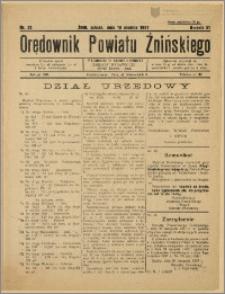 Orędownik Powiatu Żnińskiego 1937 Nr 32