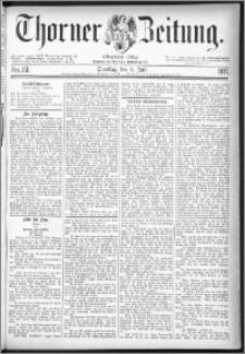 Thorner Zeitung 1877, Nro. 151