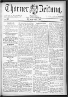 Thorner Zeitung 1877, Nro. 152