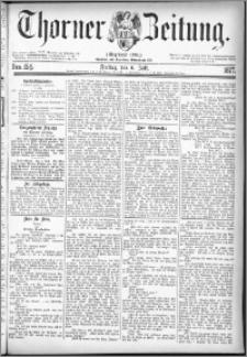 Thorner Zeitung 1877, Nro. 154