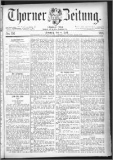 Thorner Zeitung 1877, Nro. 156 + Beilage