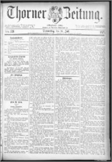 Thorner Zeitung 1877, Nro. 159