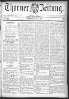 Thorner Zeitung 1877, Nro. 161