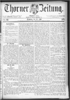 Thorner Zeitung 1877, Nro. 162