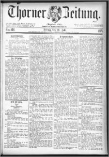 Thorner Zeitung 1877, Nro. 166