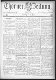 Thorner Zeitung 1877, Nro. 168