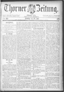 Thorner Zeitung 1877, Nro. 169