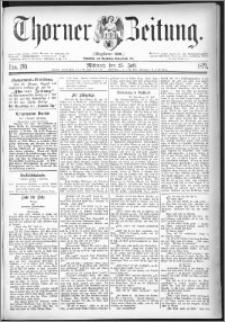 Thorner Zeitung 1877, Nro. 170