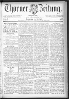Thorner Zeitung 1877, Nro. 171