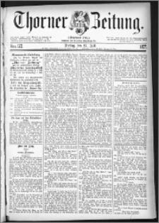 Thorner Zeitung 1877, Nro. 172