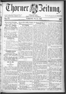 Thorner Zeitung 1877, Nro. 173