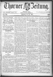 Thorner Zeitung 1877, Nro. 174