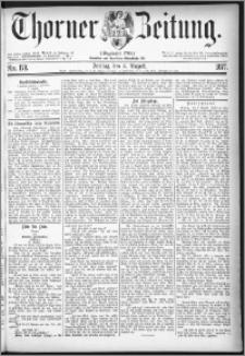 Thorner Zeitung 1877, Nro. 178