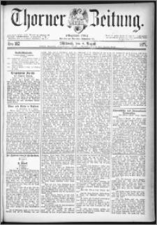 Thorner Zeitung 1877, Nro. 182