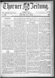 Thorner Zeitung 1877, Nro. 183