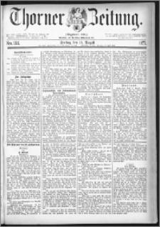 Thorner Zeitung 1877, Nro. 184