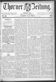 Thorner Zeitung 1877, Nro. 185