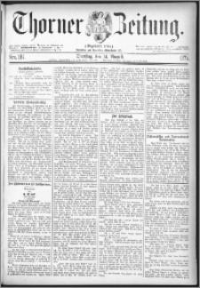 Thorner Zeitung 1877, Nro. 187